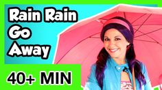 Rain, Rain, Go Away and More Kids Songs Videos | Popular Nursery Rhymes ...