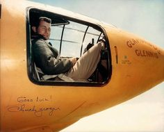 How Chuck Yeager's Famous Flight Almost Didn't Happen