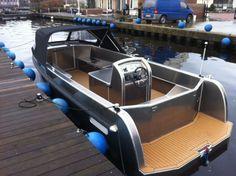 "Jachtwerf AluYard Aluminium ""Custom build boats""   Handgemaakte boten   - AluYard 700 cabin inboard Jachtwerf AluYard Aluminium ""Custom build boats""   Handgemaakte boten  "