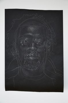 "Titus Kaphar For his current exhibition at Jack Shainman Gallery, Kaphar presents a painting show titled ""Drawing the Blinds,"" along with an extension of his 2011 Jerome Project titled ""Asphalt and. African American Art, American Artists, Harlem Renaissance Artists, Modern Art, Contemporary Art, Art Articles, Black Artists, Male Artists, Alternate History"