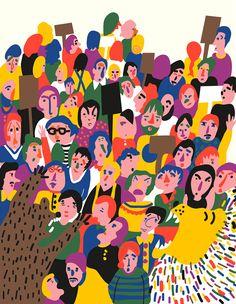 Jana Glatt is a freelance graphic designer and illustrator from Rio de Janeiro.  http://cargocollective.com/janaglatt