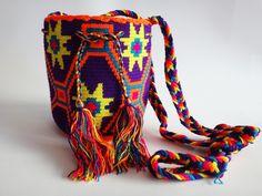 Wayuu mini bag I