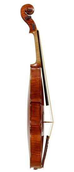 1721 Lady Blunt Stradivarius Violin