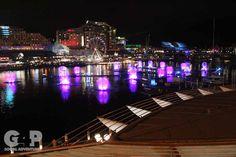 Wondrous Walkabout - Darling Harbour - VIVID 2018
