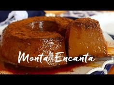 Pudim de Ovomaltine - Brigadeirão - YouTube French Toast, Recipies, Deserts, Sweets, Flan, Breakfast, Mousse, Antipasto, Puddings
