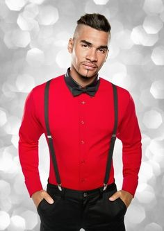 Strictly Come Dancing 2012 - Nice Shirt!