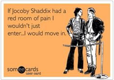 Jacoby Shaddix Red Room