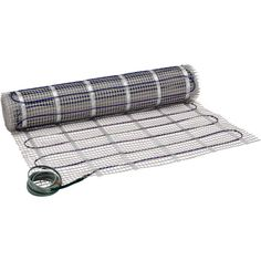 """Underfloor Heating Mat - 7'X30"""" 169.99  watts/sq ft of heat output, Made in the USA"""