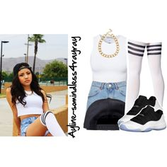 Untitled #1106, created by ayline-somindless4rayray on Polyvore