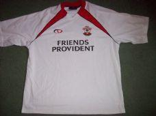 2002 2004 Southampton Away Football Shirt Adults XL