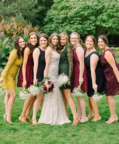 "aca5dc30dd4 JENNA KUTCHER on Instagram  ""Who run the world  GIRLS. Photographing the  bridesmaids is one of my FAVE parts of the wedding day. And this"