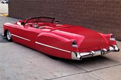 1948 CADILLAC CUSTOM CONVERTIBLE - Barrett-Jackson Auction Company - World's Greatest Collector Car Auctions