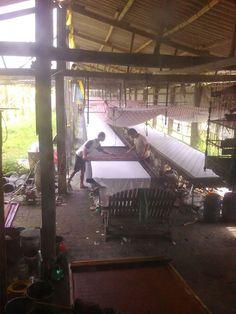 Tempat Produksi Penecetakan Batik Pesanan