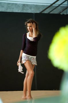 Photoshoot behind the scenes. SHOP tennis clothes http://www.denisecronwall.com/#!tennis/c1n0f