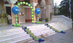 Μπαλόνια  για  βάπτιση  www.mpalonia.gr