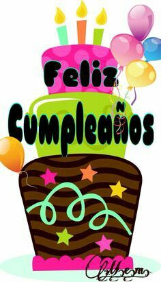 Happy birthday messages to friend greeting card Trendy Ideas Spanish Birthday Wishes, Happy Birthday Clip Art, Happy Birthday Greetings Friends, Birthday Clips, Happy Birthday Pictures, Happy Birthday Messages, Happy Birthday Quotes, Happy Brithday, Happy B Day