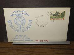 USS SCORPION SSN-589 Naval Cover 1973 SUBMARINE Cachet