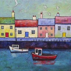 Gillian Mowbray  | visit art2arts co uk