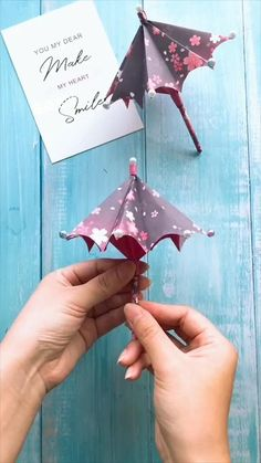 Diy Crafts Hacks, Diy Crafts For Gifts, Diy Crafts Videos, Creative Crafts, Crafts For Kids, Cool Paper Crafts, Paper Flowers Craft, Paper Crafts Origami, Flower Crafts