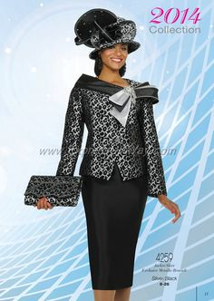 Womens Suit by Aussie Austine for Fall 2014 - www.ExpressURWay.com - Special Occasion, Womens Special Occasion, Aussie Austine Christie, Fall 2014, ExpressURWay, Carrier Suit, Career Suit, Church Suit