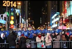 Times Square NYC 2014