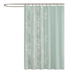 Madison Park Athena Polyester Shower Curtain   Wayfair