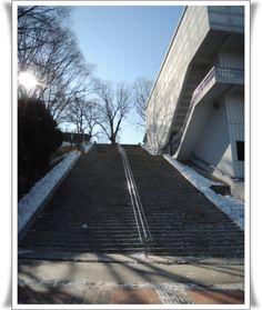 Kim Sam Soon Staircase|Budget Travel Guide South Korea