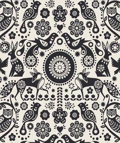 Inspiration for knitting patterns - Scandinavian Illustration Art And Illustration, Illustrations, Boho Pattern, Pattern Art, Textile Patterns, Print Patterns, Doodle Drawing, Cake Drawing, Drawn Art