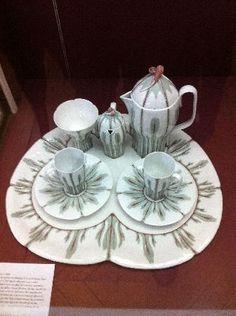Musee National de Ceramique de Sevres: Coffee service - 1900