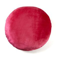 Sweet Coussin rond D50cm rose