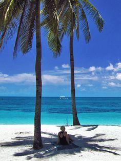 Travel Philippines | Bounty Beach Malapascua, Philippines © Sabrina Iovino | via @Just1WayTicket