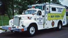 gooddori Fire Dept, Fire Department, American Ambulance, Old Mack Trucks, Lego Fire, Moving Companies, Firefighter Pictures, Rescue Vehicles, Fire Equipment