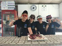 Kelly, Okhui, Dae Gyun & Hyung Jung MV Pawara, Similan Islands