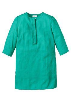 Typ , Kaftan,  Materialzusammensetzung , 55% Baumwolle, 45% Viskose,  Länge , kurz,  Ärmel , kurzarm,  Gesamtlänge , Größenangepasste Länge von ca. 70 bis 79 cm,   ...