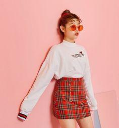 패셔너블한 티셔츠야 tee | top | 아이스크림12icecream12 - image #5171822 by 577253246 on Favim.com | kfashion, asian fashion and kstyle