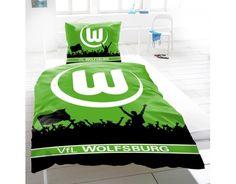 Nur für echte Fans: VfL Wolfsburg Bettwäsche