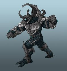 by edcomics Fantasy Character Design, Character Concept, Character Art, Creature Feature, Creature Design, Rhino Beetle, Alien Concept Art, Alien Races, Alien Art