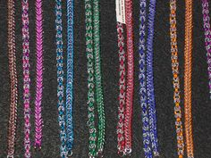 Free Chainmail Patterns Chain Maille | by Red Panda Chainmail – How How to Make Chainmail: Chainmaille ...