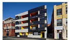 Colour  | Chamberlain Javens Architects