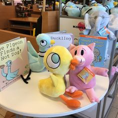"""I love using Kohl""""s Cares For Kids books!  My students love the plush animals as their reading buddies."""