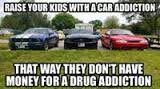 Mustang Mustang Old, That Way, Drugs