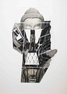 Ray Johnson, 'Buddha's Fingernails,' 1973