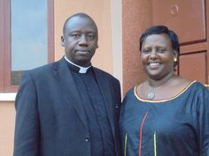 Reverend Canon Johnson Twinomujuni has been elected as the 4th Bishop of the West Ankole Diocese replacing Archbishop Stanely Ntagali