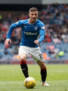 Michael O'Halloran of Rangers in Rangers Football, Rangers Fc, Running, Sports, Hs Sports, Keep Running, Why I Run, Sport