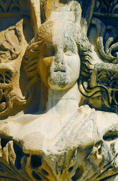 Ephesus - Tyche, Ephesus, temple of Hadrian