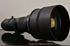 NIKON AI-S NIKKOR * ED 400mm f/3.5 Excellent #Nikon