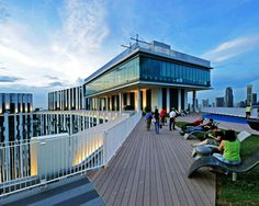 Pinnacle @ Duxton /  ARC Studio Architecture + Urbanism