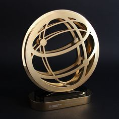 World Retail Congress Award – jiangpai – Exhibition Stand Trophy Plaques, Trophy Design, Metal Plaque, Installation Art, Laser Engraving, Awards, Retail, Statue, World