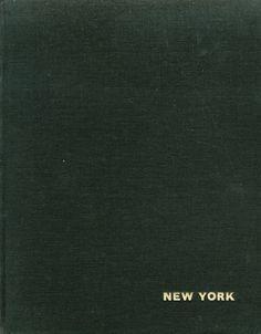 ウィリアム・クライン写真集 New York William Klein 1956年/Seuil 仏語版 リーフレット付 カバー欠 ¥126,000