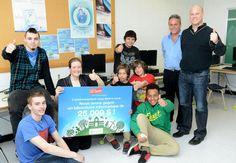 #L'environnement nous tient à cœur. Canada, Education, Environment, Outfit, Educational Illustrations, Learning, Studying